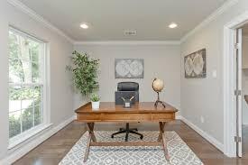 bright white versatile home office design bright home office design