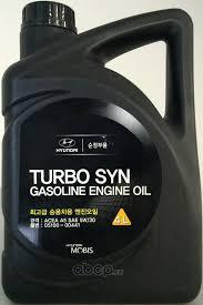 0510000441 <b>Масло моторное</b> синтетическое <b>HYUNDAI</b>/<b>KIA Turbo</b> ...