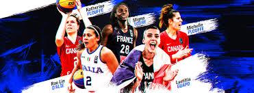 Who's your FIBA 3x3 <b>Women's</b> Series <b>2019 MVP</b>? - FIBA.basketball