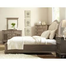 coolidge panel customizable bedroom set bedroom set light wood vera