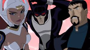Image result for Justice League: Gods and Monsters (2015)
