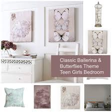 girls bedroom decorating ideas ballet
