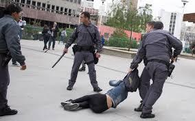 Resultado de imagem para repressão aos estudantes