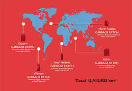Risultati immagini per the garbage patch state