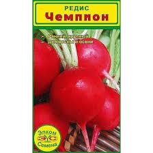 <b>Семена редиса Чемпион</b> - самый крупный в Москве – цены ...