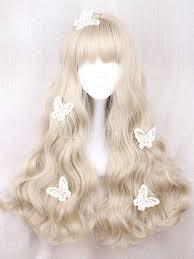 <b>Lolita</b> Wigs   Milanoo.com