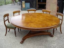 dining table that seats 10: round dining table seats  best dining table ideas