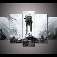 Buy <b>5 piece</b> canvas art and get free shipping on AliExpress