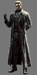 <b>Albert Wesker</b> | Capcom Database | Fandom