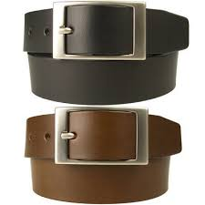 GENTS BOVINE LEATHER BELT <b>SOLID</b> PIECE ALL SIZES width ...