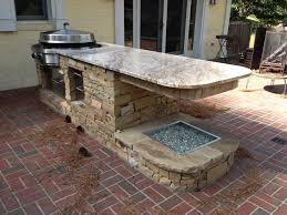 Outdoor Patio Kitchen Diy Outdoor Bar And Grill Outdoor Kitchen Own Build Outdoor