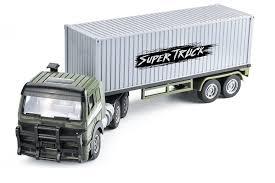 551-B1 <b>Zhoule Toys Радиоуправляемый контейнеровоз</b> CityTruck ...