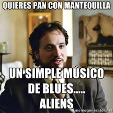 Some Ancient alien theorists Say yes!!!! - Giorgio Tsoukalos ... via Relatably.com