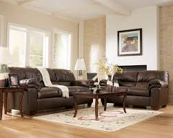 Paint Schemes For Living Room With Dark Furniture Elegant Living Room Decor Set With White Wall Paint Color And