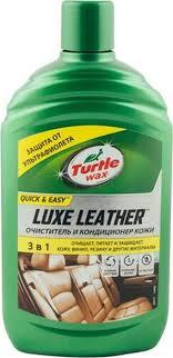 <b>Очиститель</b> и <b>кондиционер кожи Turtle</b> Wax Luxe Leather, FG7715 ...