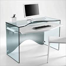 medium size of desk amazing computer desks for small spaces tempered glass construction white pull amazing computer desk small