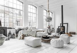 scandinavian home featuring bare windows to let in a lot of natural light amazing scandinavian bedroom light home