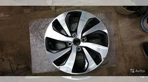 <b>Диск колесный легкосплавный</b> R16 Kia Rio X-Line купить в ...