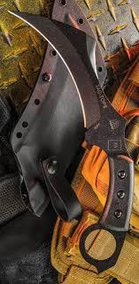 You're not bulletproof..., James Coogler Knives - Custom <b>Karambit</b> ...