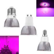 Full Spectrum cfl <b>LED Grow</b> Light Lampada <b>E27</b> E14 MR16 GU10 IR ...