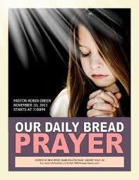 church flyer templates perfect marketing tool no cost daily bprayer