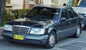 Mercedes-Benz W124 — Википедия