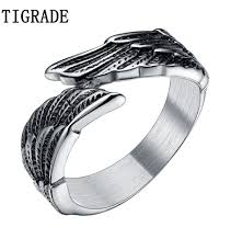 top 8 most popular men ring <b>skull wings</b> near me and get free shipping