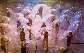 Missing live music? Attend a <b>Flaming Lips</b> gig cocooned in your own ...
