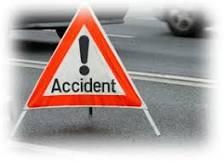sccident sign