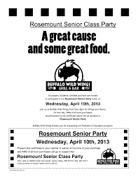 bww fundraiser th buffalo wild wings fundraiseer flyer for wednesday 10 current