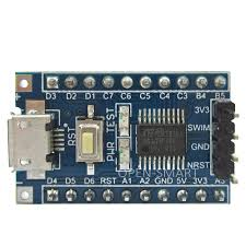 <b>STM8S103F3 STM8 Core-board</b> Development Board with Micro ...