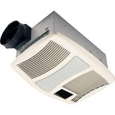bathroom heaters exhaust fan light: nutone qtxn series very quiet  cfm ceiling exhaust fan with heater light nightlight