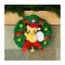 ornament pokeball pokemon holiday season home