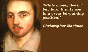 Christopher Marlowe's quotes, famous and not much - QuotationOf . COM