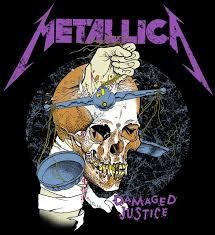 <b>Metallica Damaged justice</b> artwork | Ilustrasi, Seni gelap, Ilustrasi ...