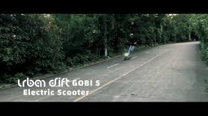<b>Urban Drift Gobi</b> S Electric Scooter – Urban Drift Scooter