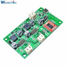 DC 5V 6W+6W <b>2 Channel Stereo Bluetooth</b> Amplifier Board Lithium ...