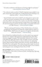 toward dom land the long struggle for racial equality in toward dom land the long struggle for racial equality in america amazon co uk harvard sitkoff books