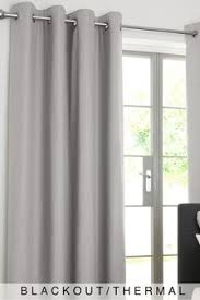 Homeware, Curtains And Blinds, Curtains, Grey   Next Russia