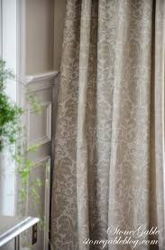 Dining Room Curtain Dining Room Curtains Stonegable
