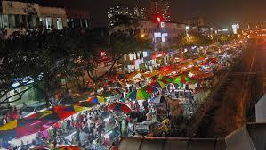 Image result for pasar malam bangi