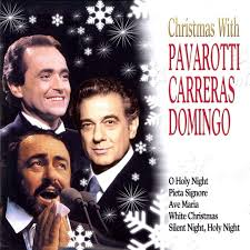 Christmas With <b>Pavarotti</b>, <b>Carreras</b>, <b>Domingo</b> by Various Artists on ...