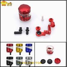 Motorcycle Brake Fluid Reservoir Clutch Tank <b>Oil Fluid Cup for</b> ...