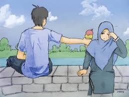 Image result for kartun muslim ingat mati