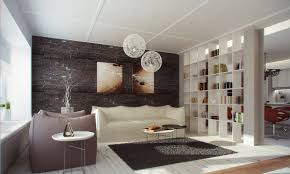 living room dividers ideas attractive: tall white bookshelf for attractive living room divider idea get decorative and artistic items for