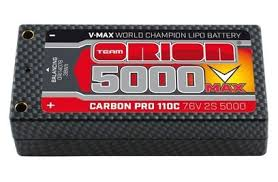 <b>Аккумулятор Team Orion Batteries</b> Carbon Pro V-Max LiPo 5000 ...