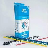 Пластиковые <b>пружины для переплета</b> недорого купить в ...