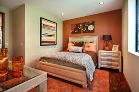 ideas burnt orange: living room wall color also burnt orange and brown living room ideas