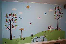 Wall  Boys Bedroom Murals Amazing Kids Room Mural Kids - Bedroom wall murals ideas