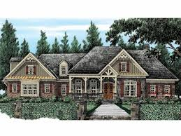 Eplans French Country House Plan   Sprawling European Ranch Style    Eplans French Country House Plan   Sprawling European Ranch Style   Square Feet and